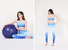 Quality INGOR Brand sports design sports bra