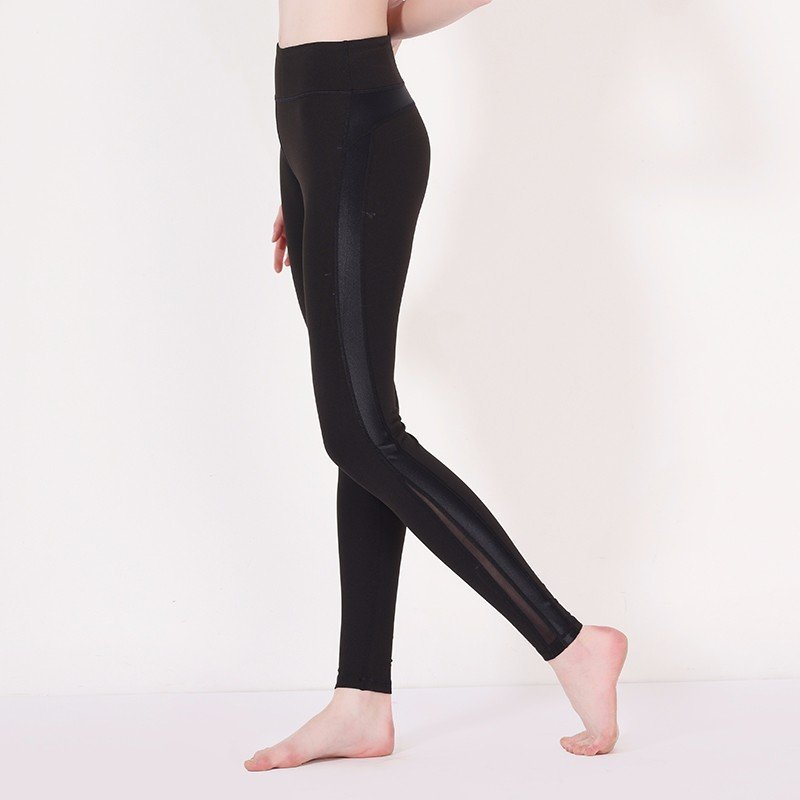 Find Black Yoga Women Sports Leggings Brands Y1911p02