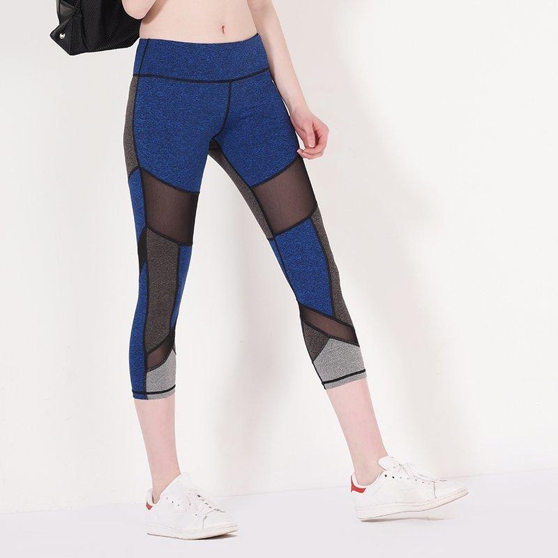 GYP16005 Women Gym Capri Pants Workout