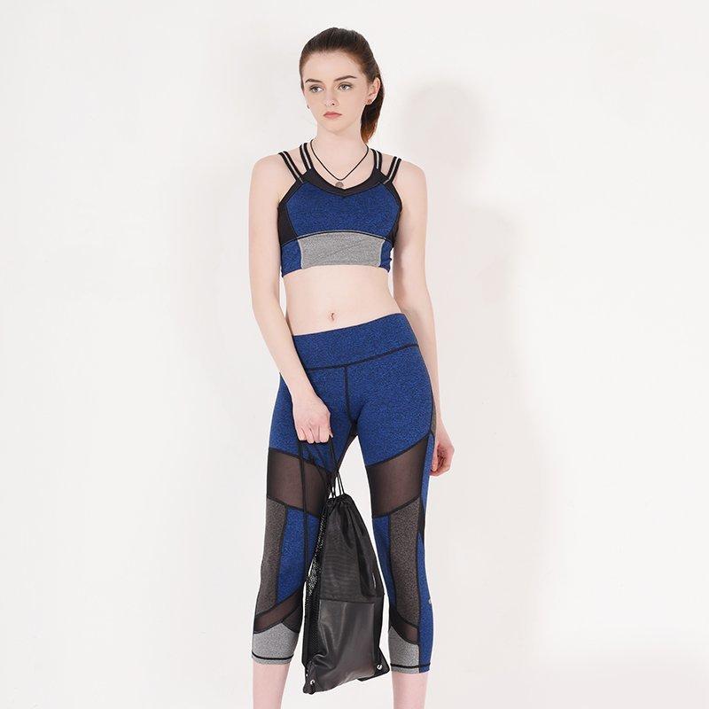INGOR GYP16005 Women Gym Capri Pants Workout Leggings image16