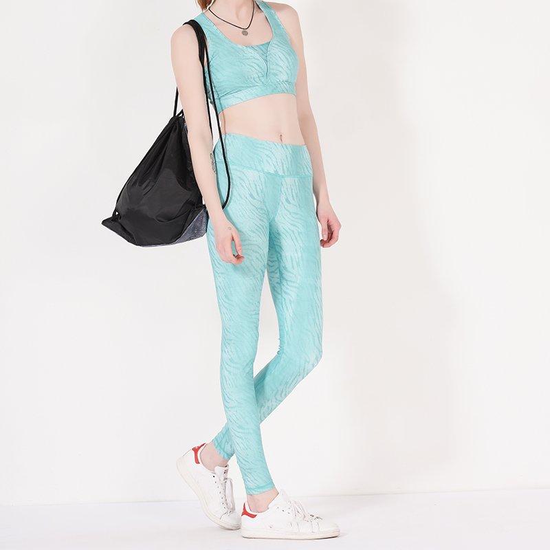 Hot printed yoga leggings dress pants Y1912P07