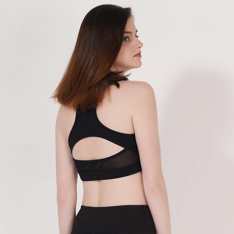 INGOR Quality sports bra with cross back design Y1911B01 Sports bra image10