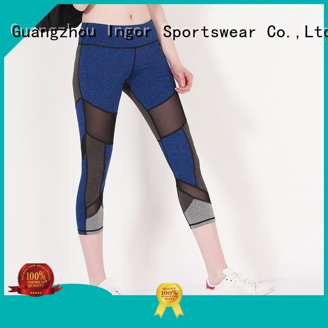 INGOR fashion running tight ladies leggings  brands