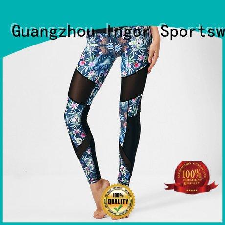 ladies leggings leggings yoga pants INGOR Brand