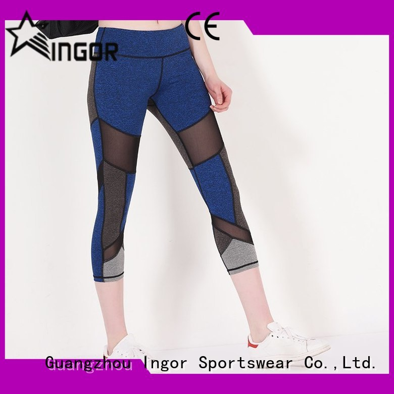 ladies leggings womens activewear INGOR Brand company