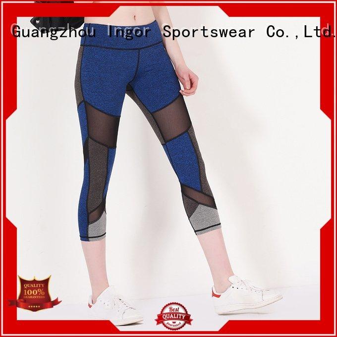 INGOR exercise activewear ladies leggings