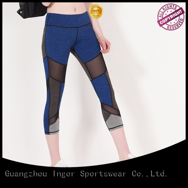 leggings women OEM yoga pants INGOR