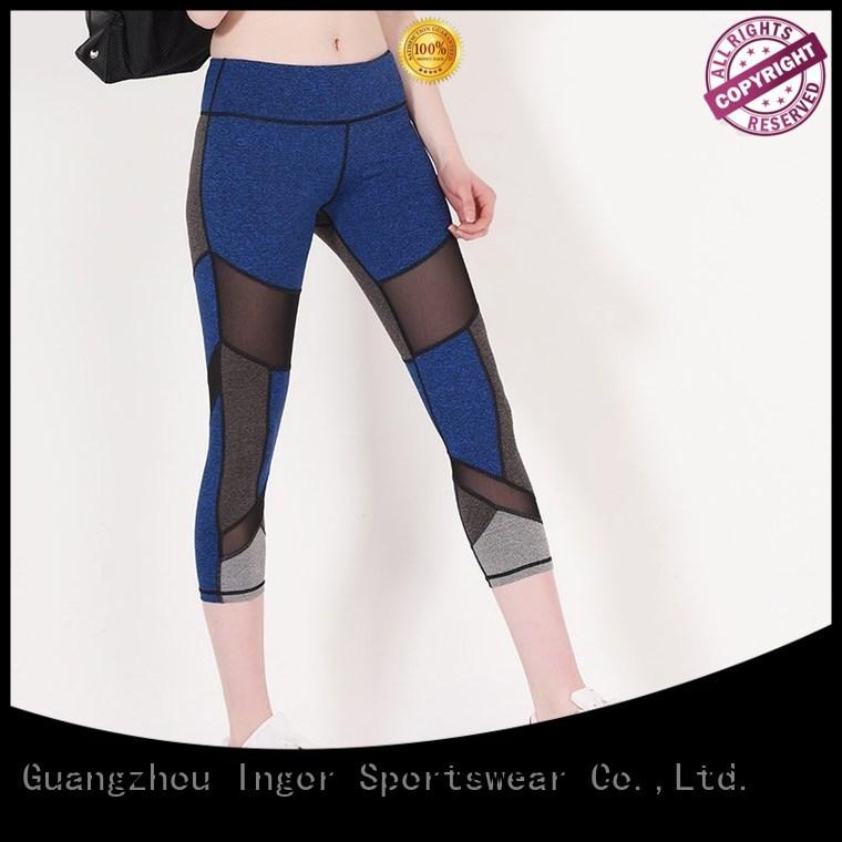 waisted dress yoga pants INGOR Brand