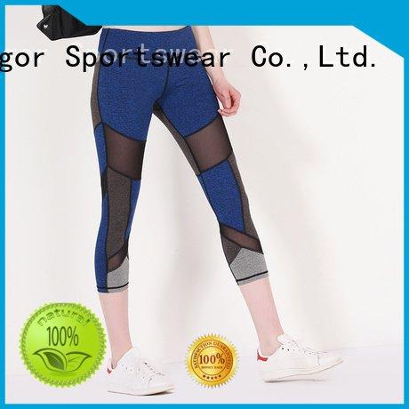 plain printed ladies leggings INGOR Brand