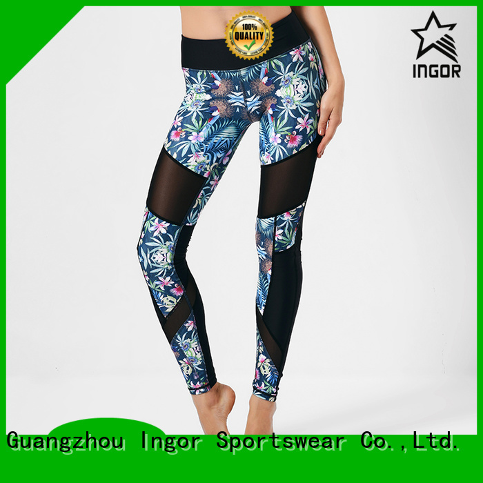 ladies leggings  waist yoga pants brands company