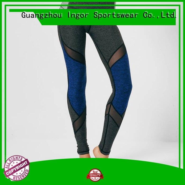 ladies leggings printed fitness INGOR Brand