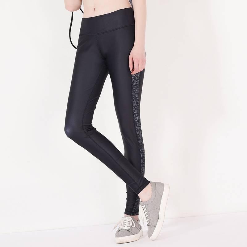 High waist sports leggings for women Y1912P04