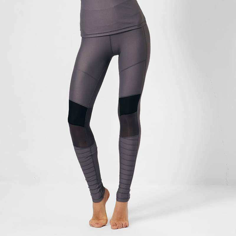 GYP16006 Workout High Waist Patterned Fitness Leggings Women
