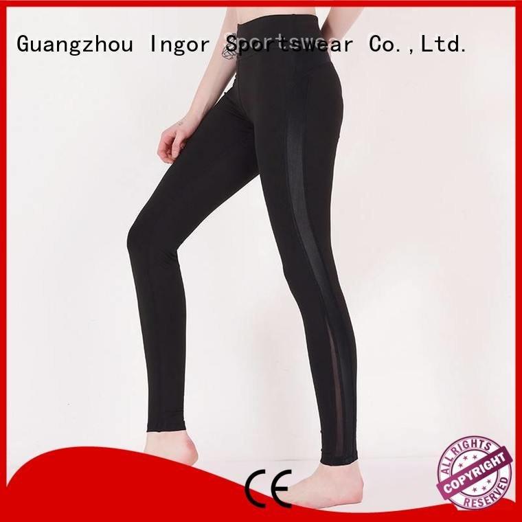 patterned yoga pants INGOR ladies leggings