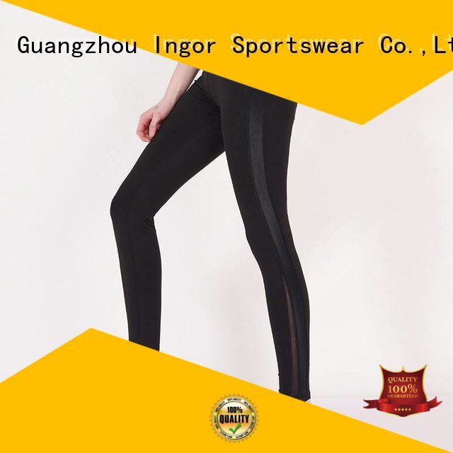 tights yoga pants sports patterned INGOR company