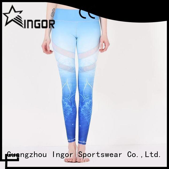 ladies leggings activewear yoga pants INGOR Brand