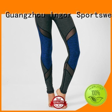 INGOR Brand running waisted yoga pants