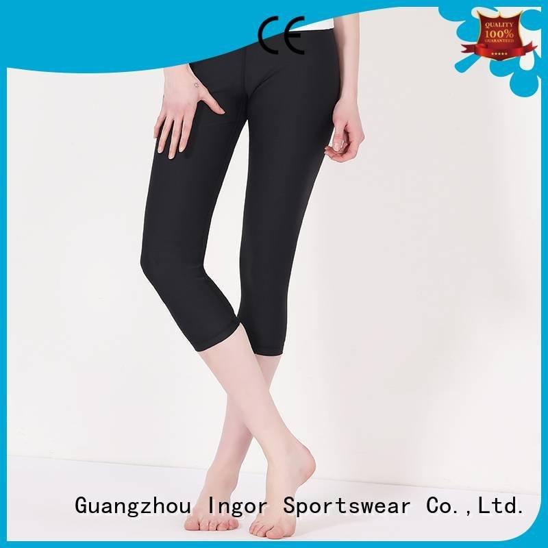 ladies leggings spandex tights fitness waisted