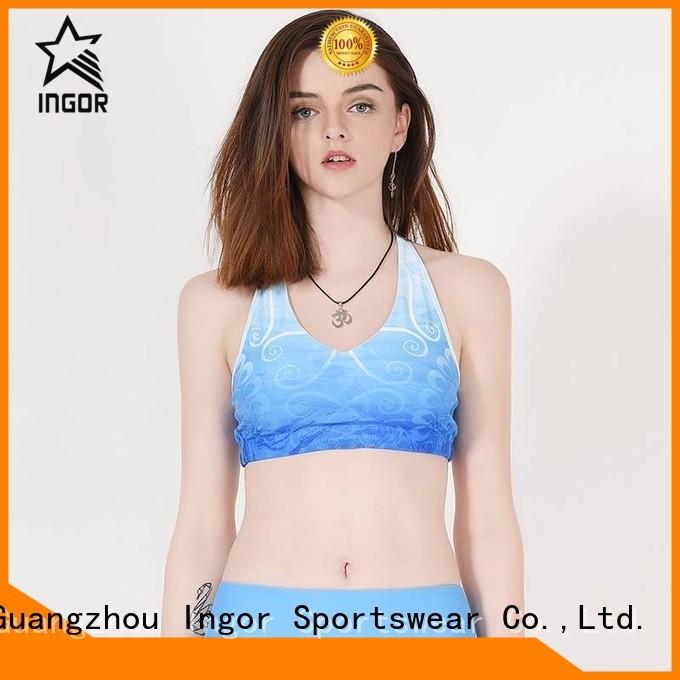womens ingor sports bra sports gym INGOR company