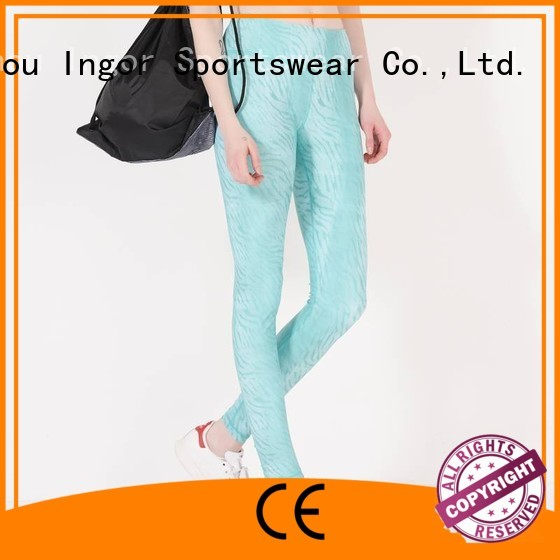 dress sexy capri INGOR Brand yoga pants supplier