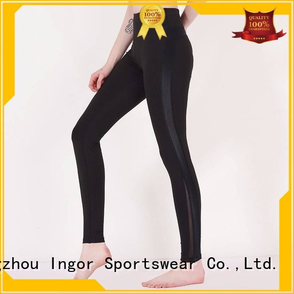 activewear waist running yoga pants INGOR
