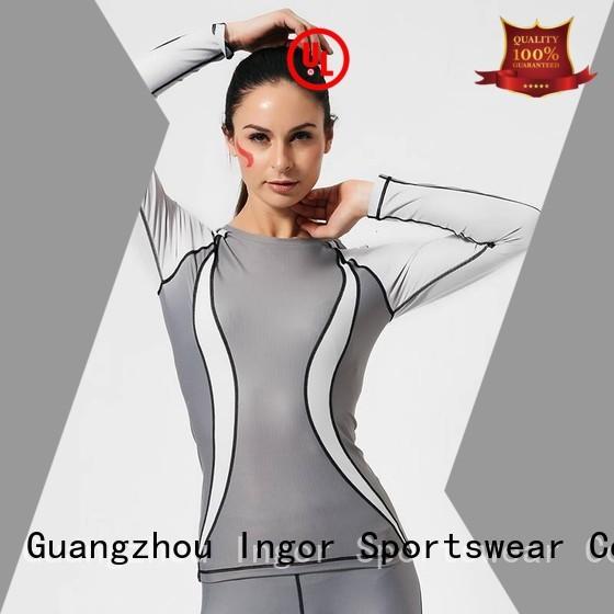drawstring Sports sweatshirts compression INGOR company