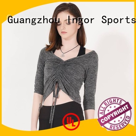 sweatshirts for ladies  shirts running Bulk Buy long INGOR