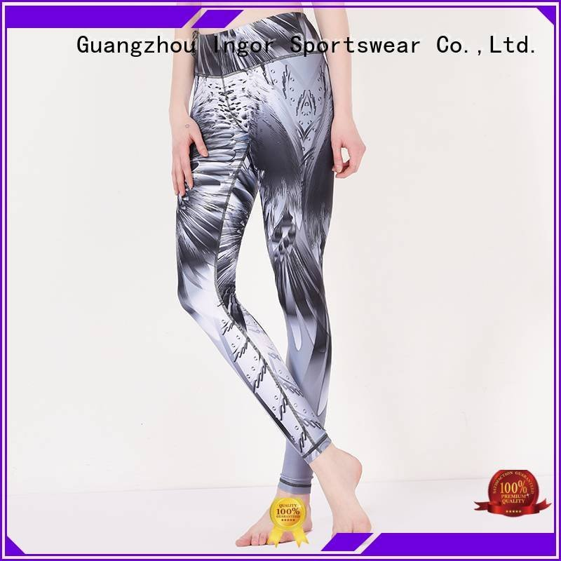 print ladies leggings  INGOR Brand