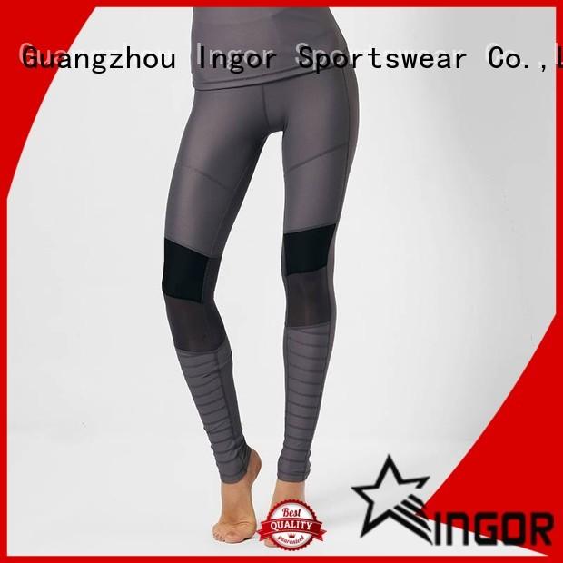 activewear patterned ladies leggings INGOR Brand