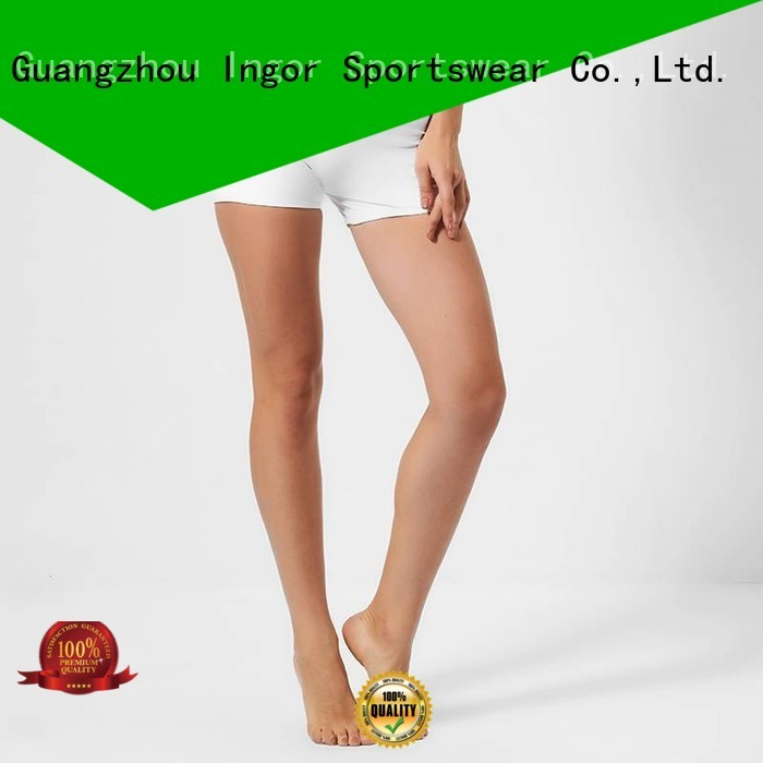 Wholesale womens women's running shorts INGOR Brand