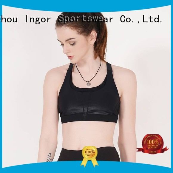 Wholesale yoga sports bra INGOR Brand
