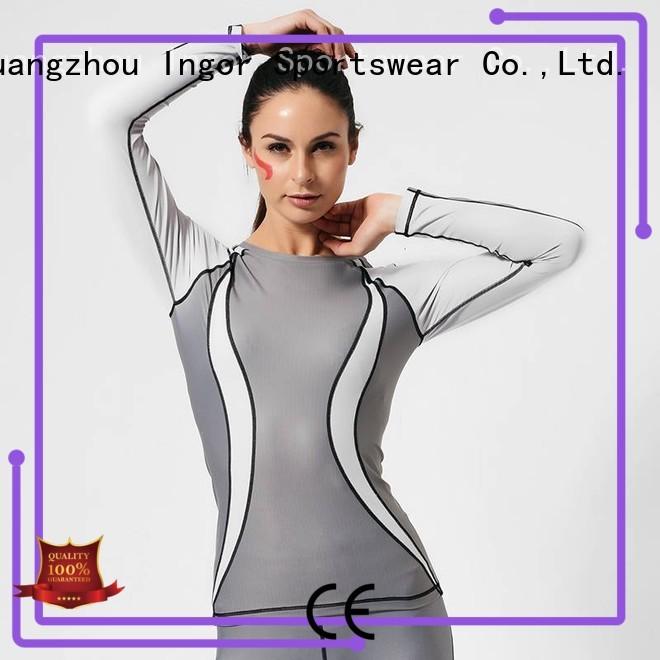 yoga sweatshirts for ladies shirts INGOR company