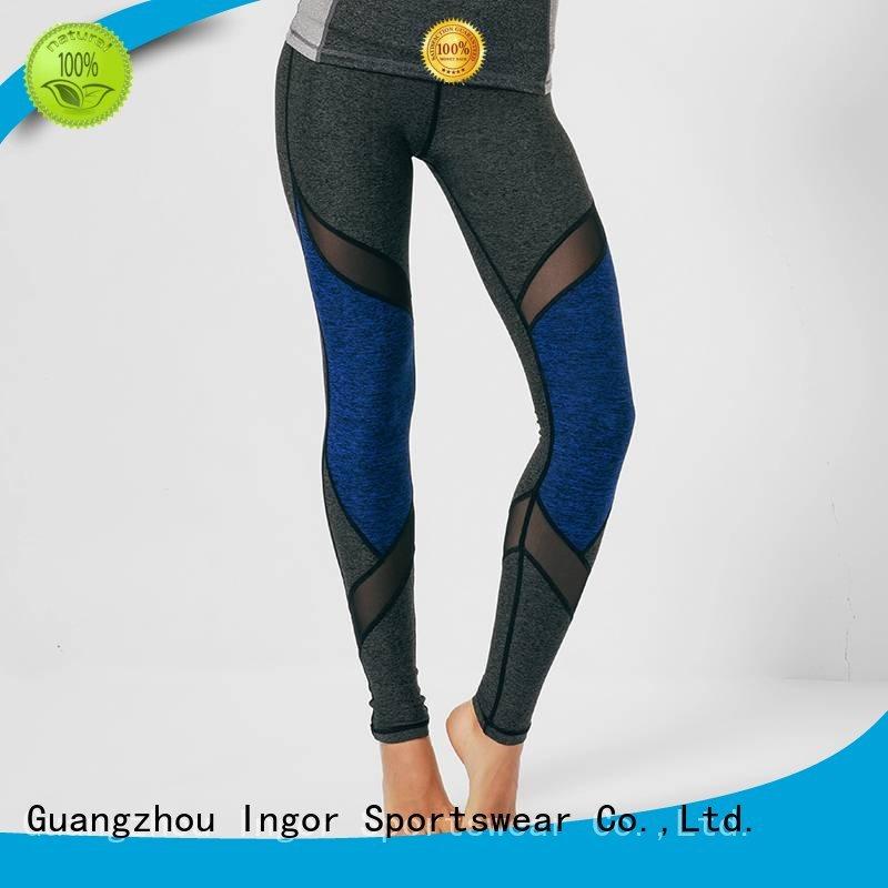 ladies leggings activewear INGOR Brand yoga pants