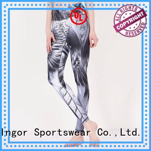 printed womens INGOR Brand ladies leggings