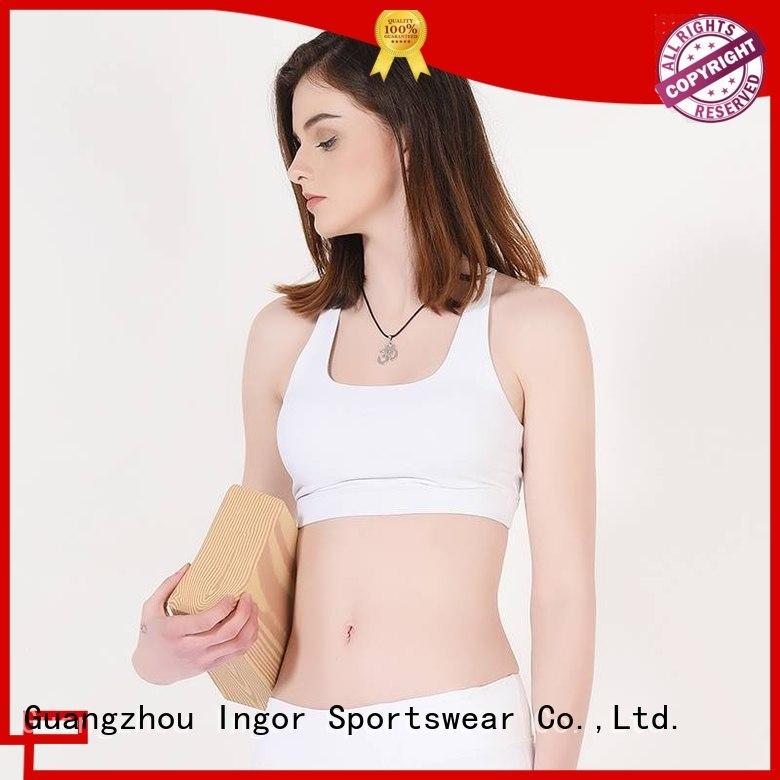 colorful sports bras support sports bra design company