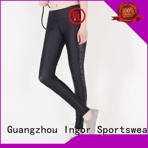 Wholesale activewear yoga pants INGOR Brand