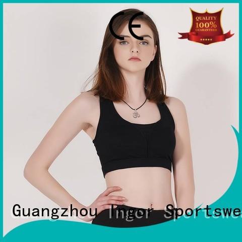 colorful sports bras back wireless sports bra INGOR Brand