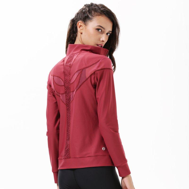 Y1921J02 Winter Sports Woman Jacket