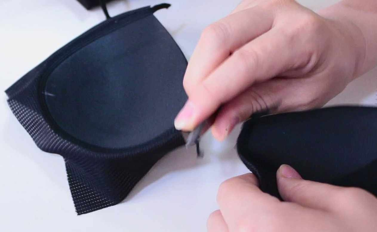 Sports Bra Padded Making