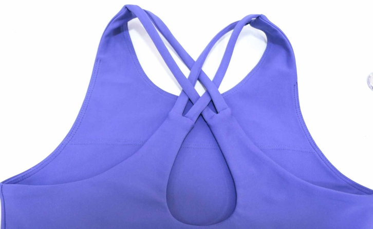 Racerback Sports Bra Making