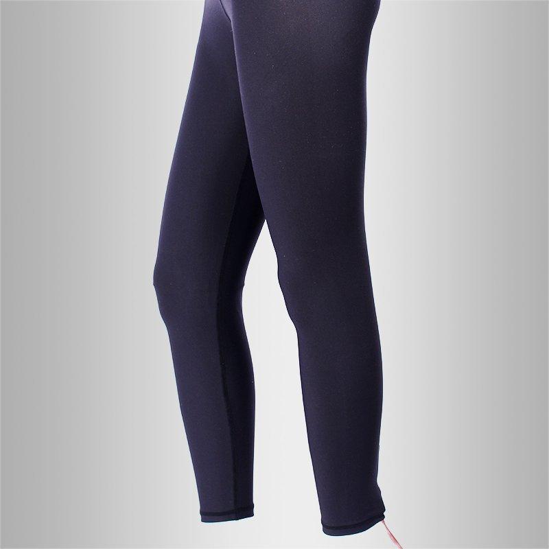 INGOR High Waist Womens Best Black Spandex Yoga Leggings Pants JK11P011 Leggings image2
