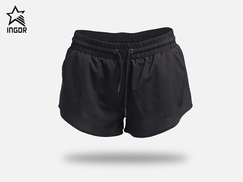 running shorts tie with elastic waist JK11D001