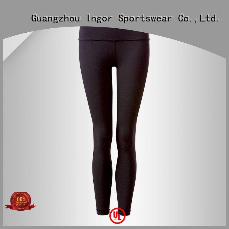 dress fitness black yoga pants INGOR Brand company