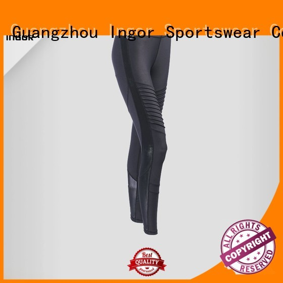 ladies leggings  exercise sports INGOR Brand company