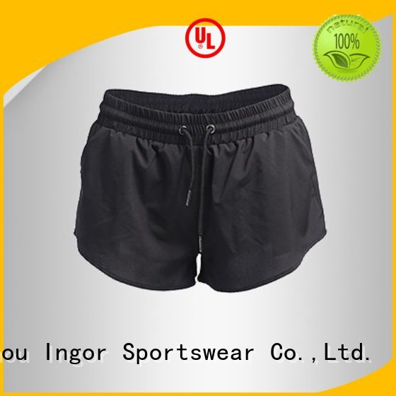 INGOR Brand shorts women's running shorts  running supplier