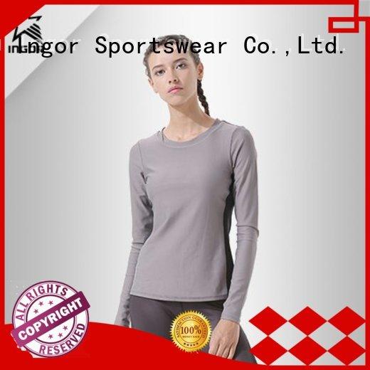 sweatshirt Sports sweatshirts drawstring compression INGOR company