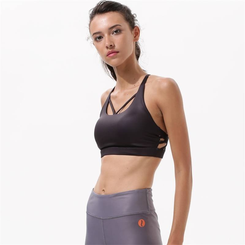 Y1922B10 Good Support Comfortable Workout Sports Bra