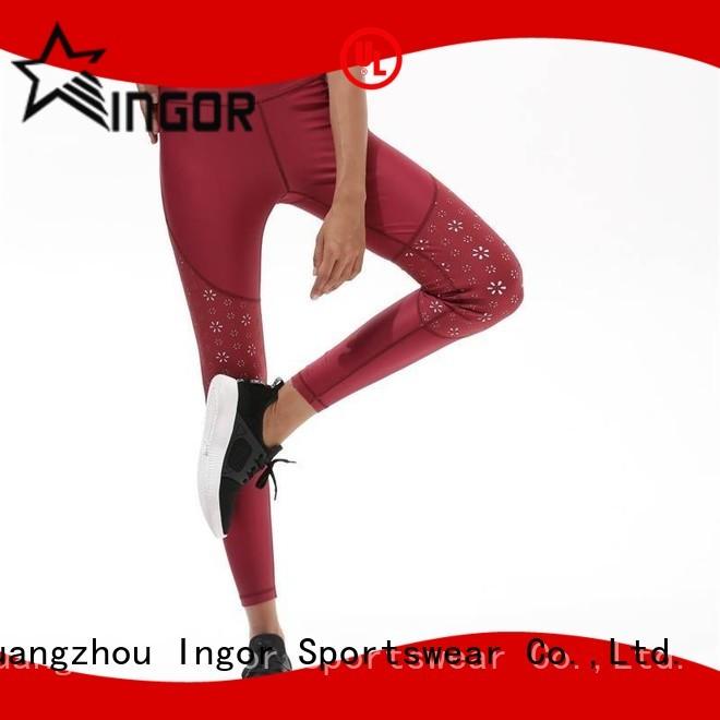 INGOR Brand waist workout ladies leggings women supplier