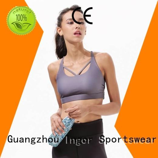 colorful sports bras bras ingor sports bra zip INGOR Brand