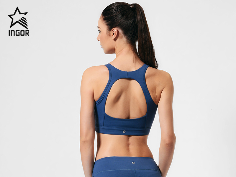 high impact sports bra for protecting the breast ingorsports LWH01